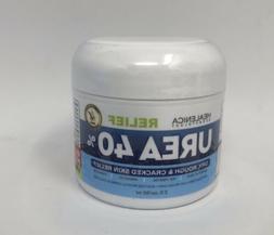 Healencia Dermatology Urea 40% Dry, Rough & Cracked Skin Rel