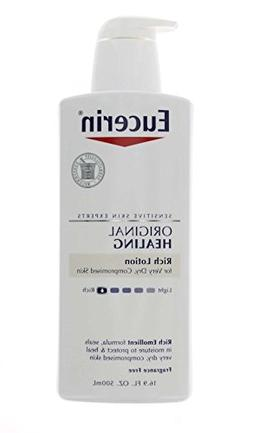 Eucerin Original Healing Soothing Rich Lotion, For Very Dry,