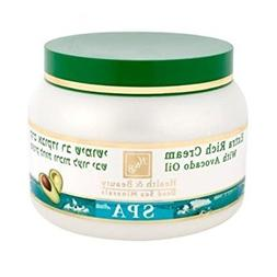 Health & Beauty Dead Sea Minerals - Extra Rich Avocado Cream