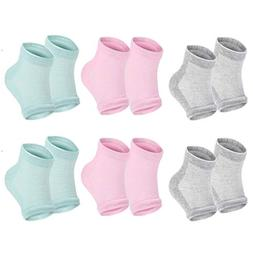Heel Moisturizing Wisking Socks - BEATTYCARE Soft Spa Gel H