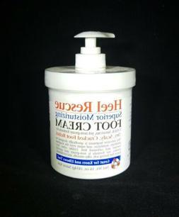 ProFoot Heel Rescue Foot Cream 16oz Salon Size Super Moistur
