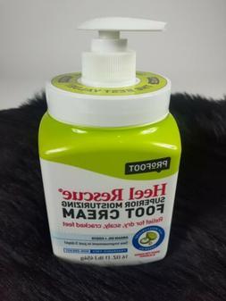 Profoot Heel Rescue Superior Moisturizing Foot Cream 16 oz 2