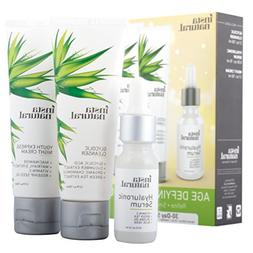 InstaNatural Age Defying Skin Trio Bundle – Glycolic Clean