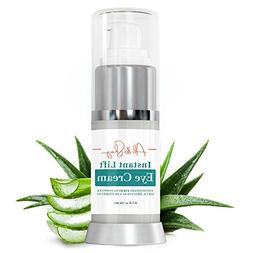 ALI & SHAY INSTANT LIFT EYE CREAM - Organic Anti-Aging Treat
