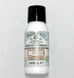 JR Watkins Natural Apothecary Rejuvenating Foot Cream 1oz Tr