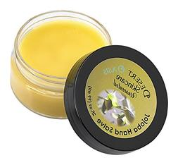 Jojoba Oil Unscented Hand Salve, made from all natural, cold