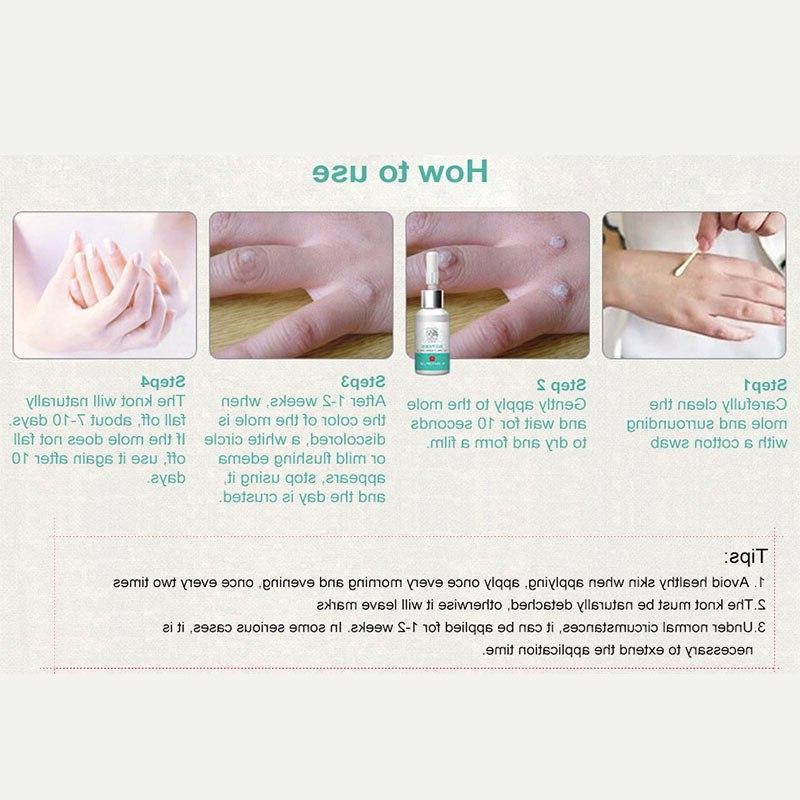 10ml <font><b>Foot</b></font> Remove Dead Skin Corns Anti-Itching Care Skin Care