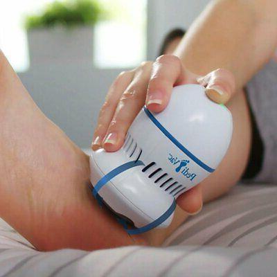 PediVac Foot File Callus Cream