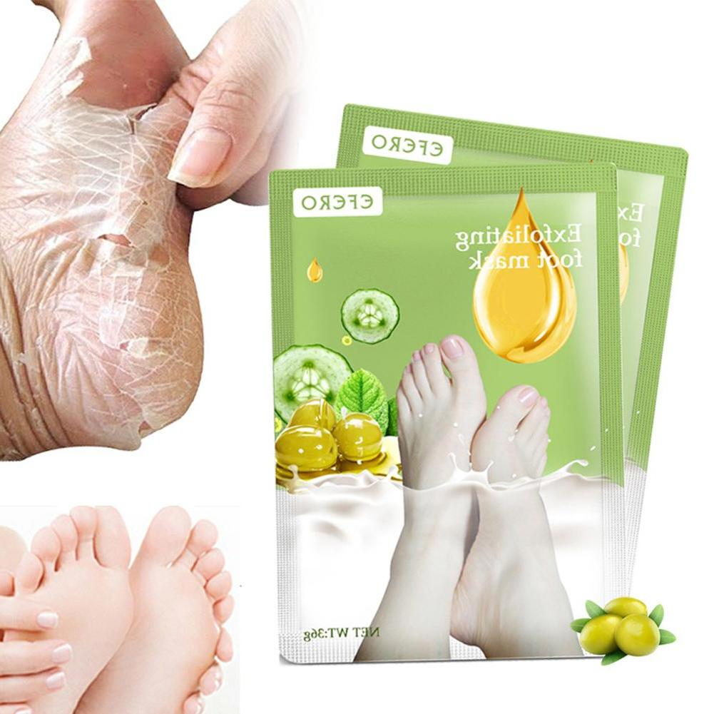 Moisturizing Whitening <font><b>Foot</b></font> Exfoliating Touch <font><b>Foot</b></font>