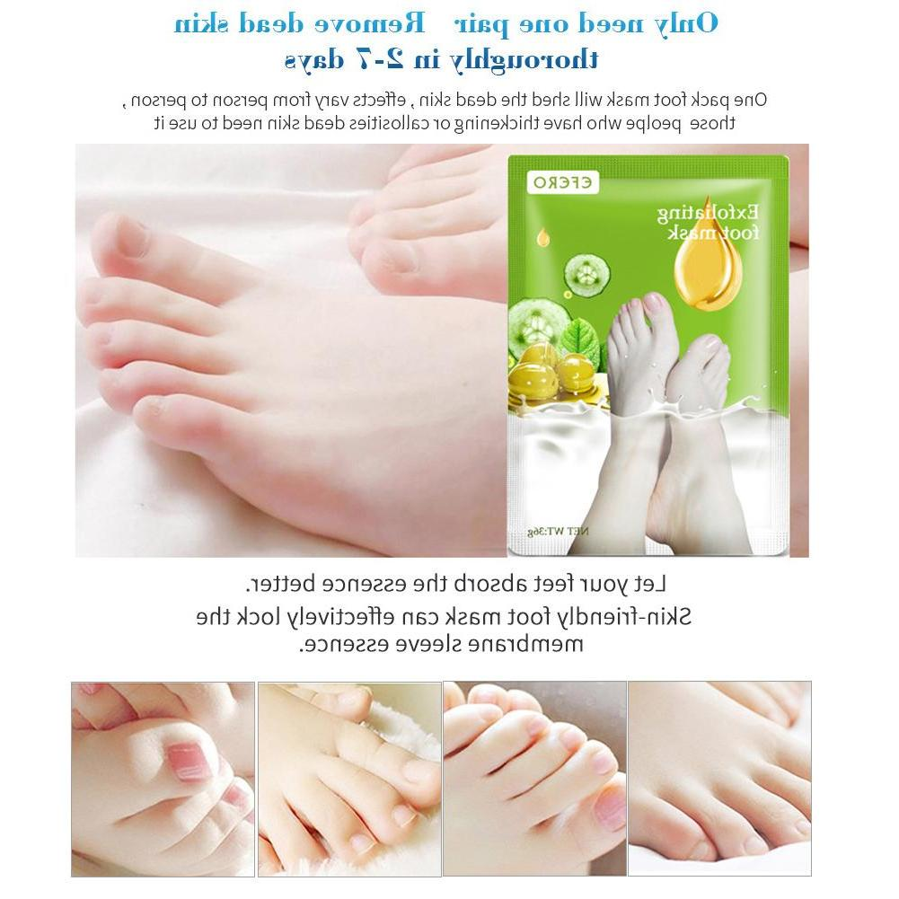 Moisturizing <font><b>Foot</b></font> Pedicure For Exfoliating Touch <font><b>Foot</b></font>