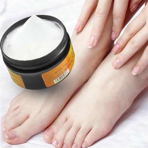 3*Horse Oil Hand Foot Crack Heel Chapped Peeling Repair Care HOT
