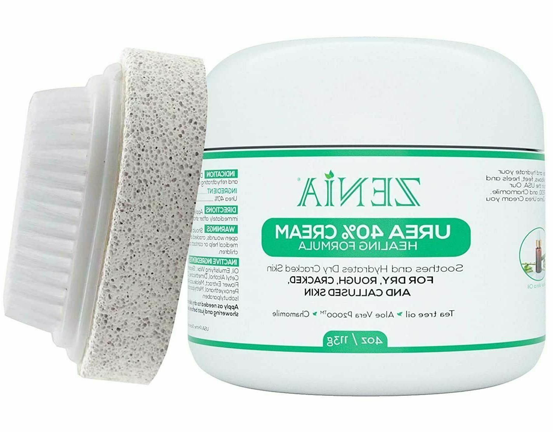 4oz urea 40 percent healing cream callus