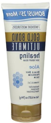 Gold Bond Ultimate Healing Skin Cream With Aloe 5.5oz by Gol