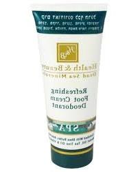 Health & Beauty Dead Sea Minerals - Refreshing Foot Cream De