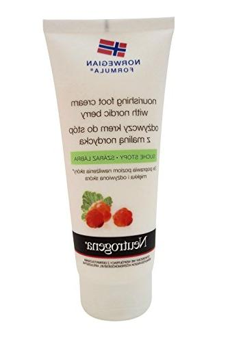 Neutrogena Nordic Berry Foot Cream 3.3 oz.
