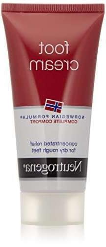 Neutrogena Norwegian Formula Foot Cream for Dry Rough Feet,