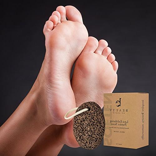Pumice Stone Callus Remover and Foot Remove and Relieve Lava is as a Exfoliator for Feet