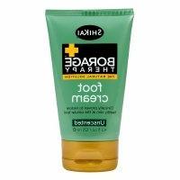 ShiKai Borage Therapy Foot Cream, Unscented - 2pc