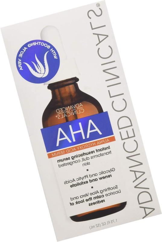 Advanced Hydroxy Instant Resurfacing and