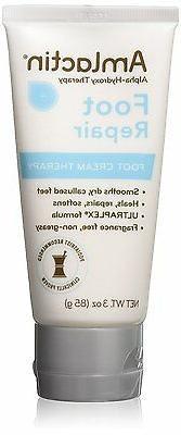 Sandoz Amlactin Alpha-Hydroxy Therapy Foot Cream, 3 Ounce Pa