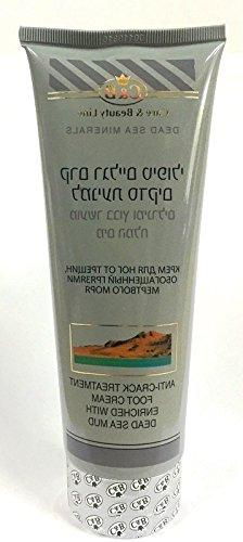 anti crack foot cream enriched