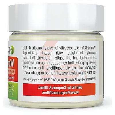 Antifungal Balm for Athletes and Fungal
