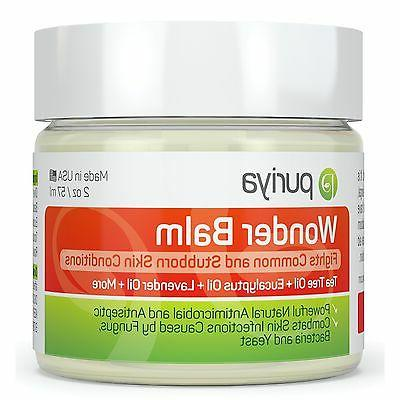 Antifungal Balm for Athletes and Infections
