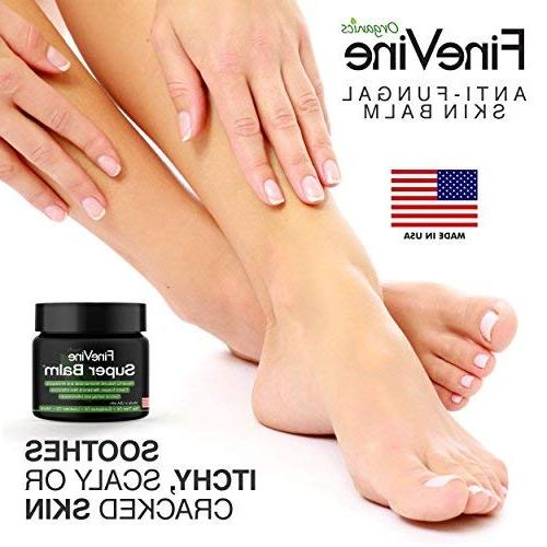 Antifungal in USA - Helps Treat Jock Itch, Athletes Foot Nail Best Itchy, Skin.