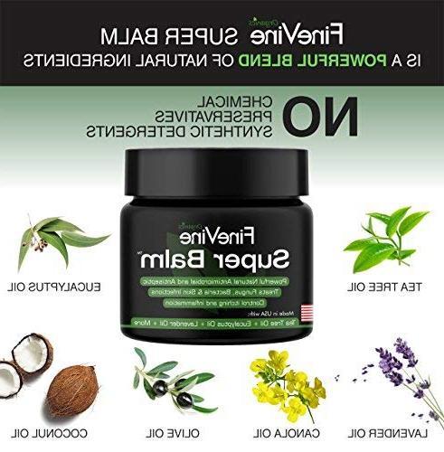 Antifungal in Treat Eczema, Nail Fungal - Best Itchy, Skin.