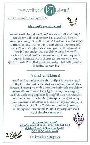 Antifungal Tea Body Athletes Foot, Toenail Jock & Itching & Feet, 9oz