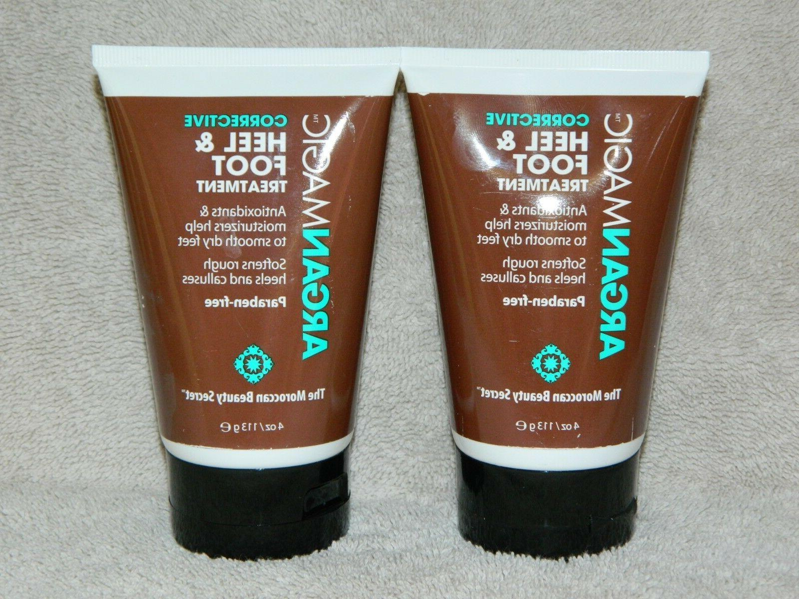 argan oil heel and foot treatment cream