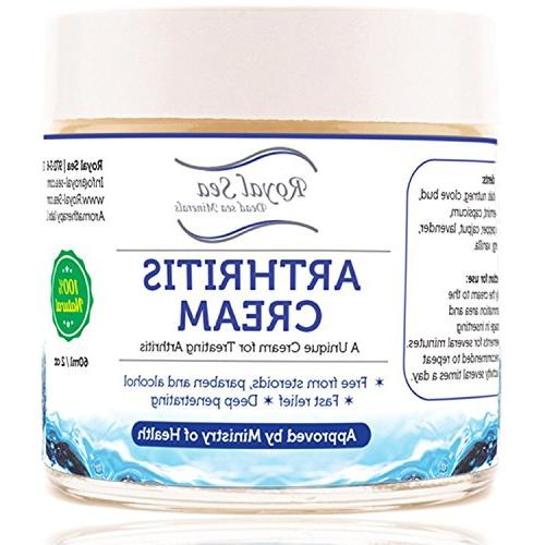 arthritis joint pain relief cream