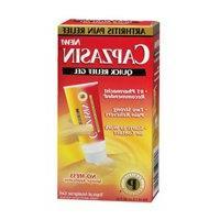 Capzasin Capzasin Arthritis Pain Relief Quick Relief Gel, 1.