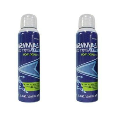 Lamisil Athlete Continuous Spray for Jock Itch, 4.2 oz.