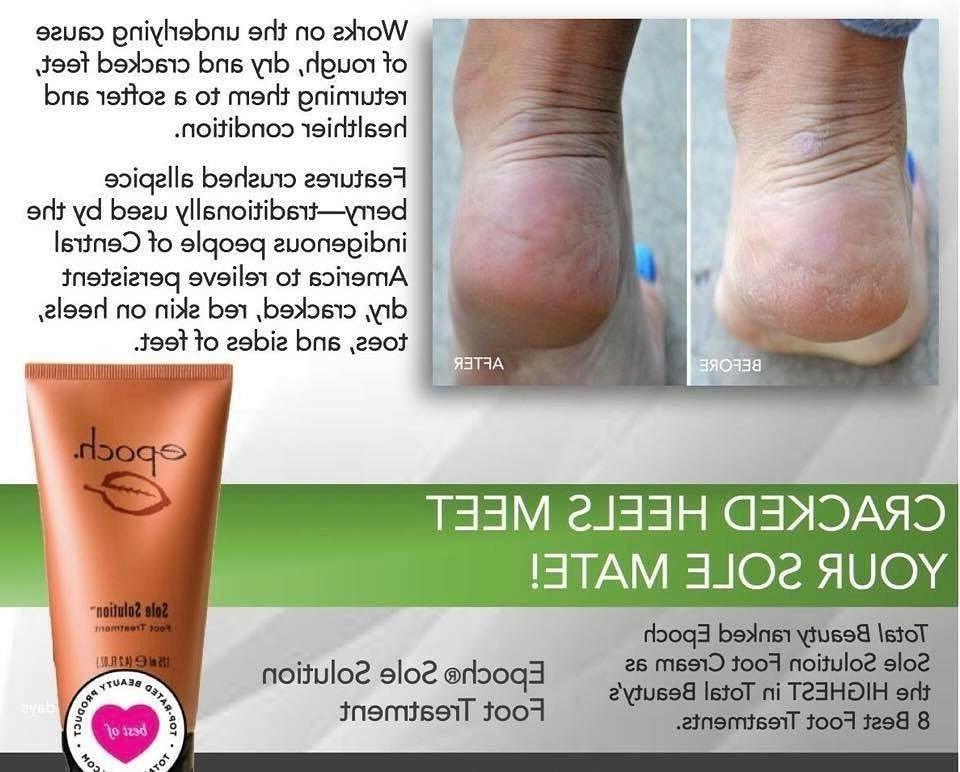 AUTHENTIC Skin Epoch Sole Foot Treatment New