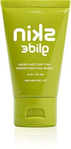 BodyGlide Skin Glide Anti-Friction Cream, 1.60oz