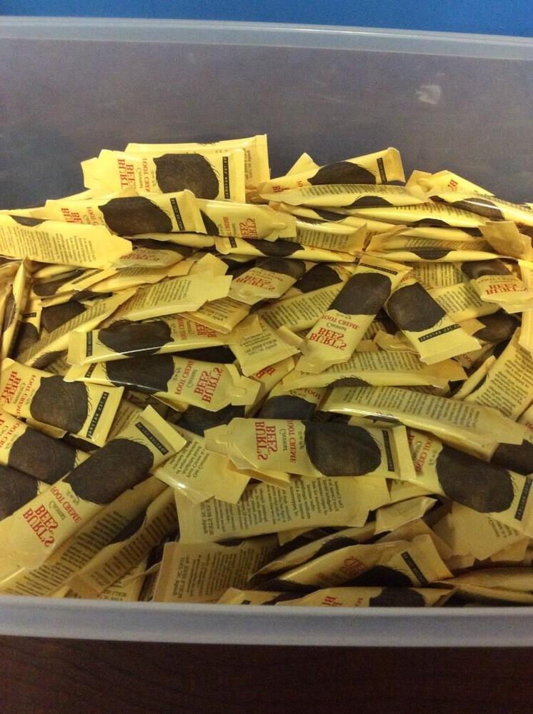 Burt's Bees Creme Samples 4