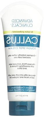 Advanced Clinicals Callus Cream. Best Foot Cream for callus