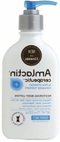 AMLACTIN Cerapeutic Alpha-Hydroxy Ceramide Therapy Restoring