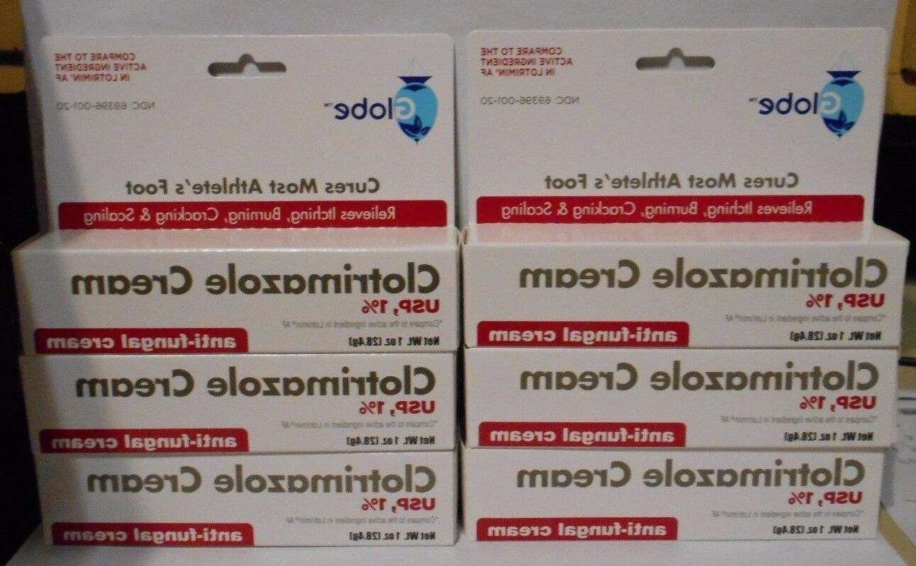 Clotrimazole 1% Anti-Fungal 1oz Tube