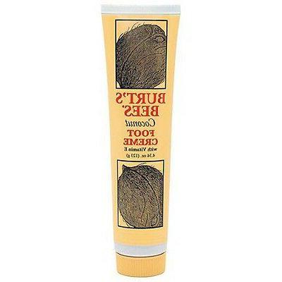 Burt's Bees Coconut Creme Cream FACTORY SEALED 4.34 fl.oz E FRESH