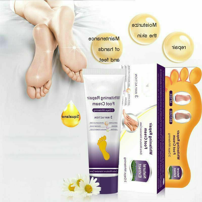 Anti Whitening Foot