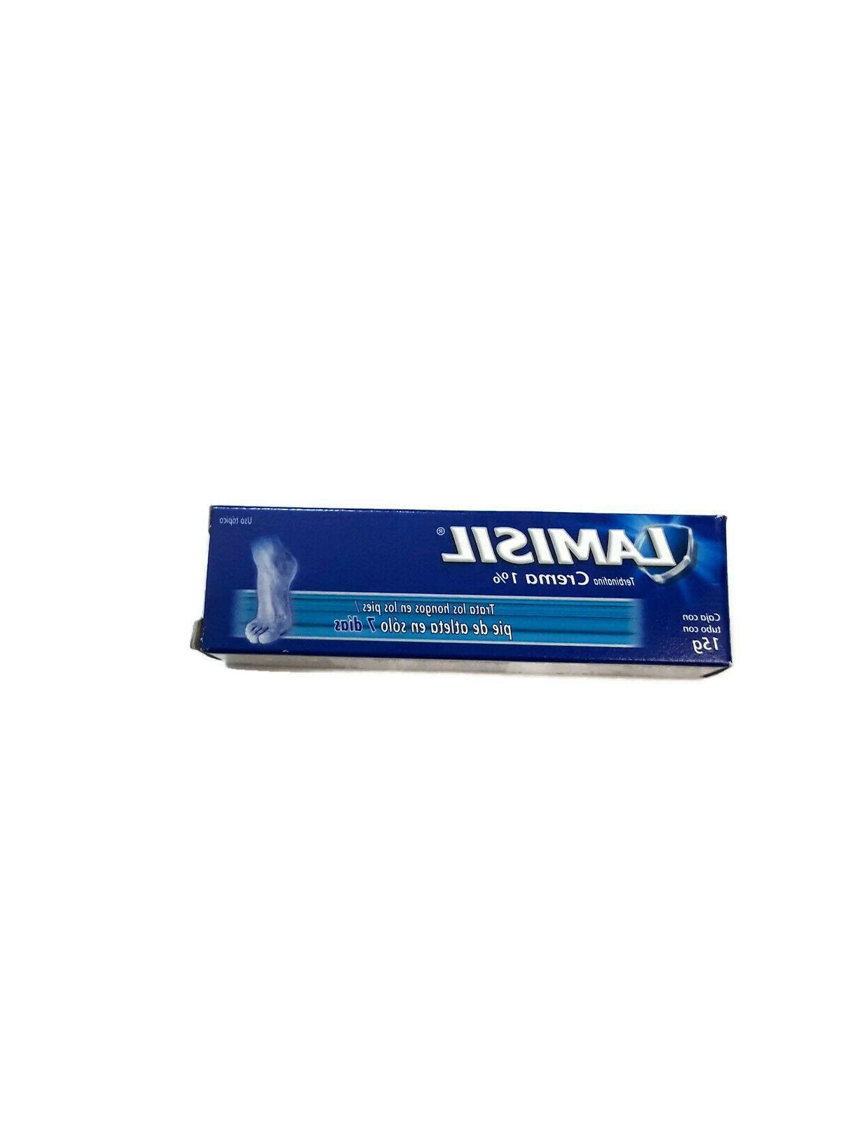 LAMISIL Athletes Cream Tubes 30g+30g+15g