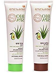 Lot of 2 Sea Of Spa Dead Sea Hand & Foot Cream enriched with