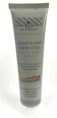 Dead Sea Minerals C&B Mud Anti Crack Treatment Foot Cream 10