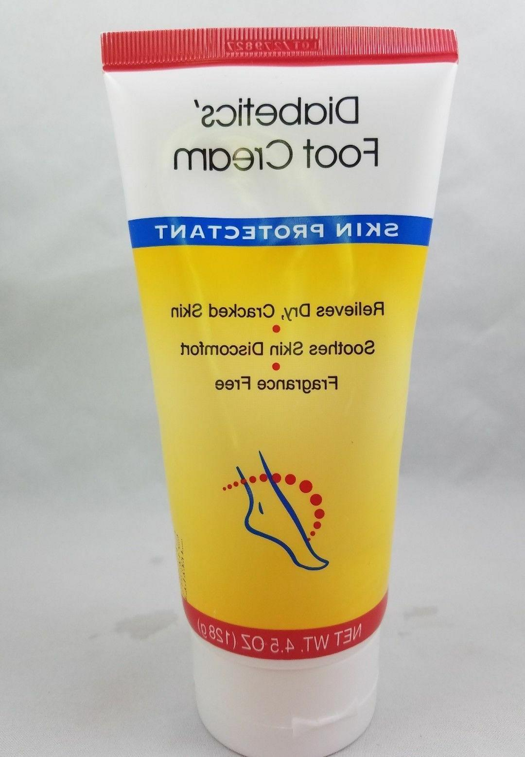 Diabetics' Foot Protectant Lotion oz - Free