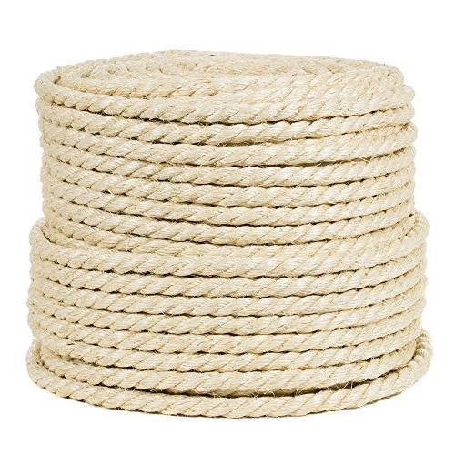 diameter fiber sisal rope lengths