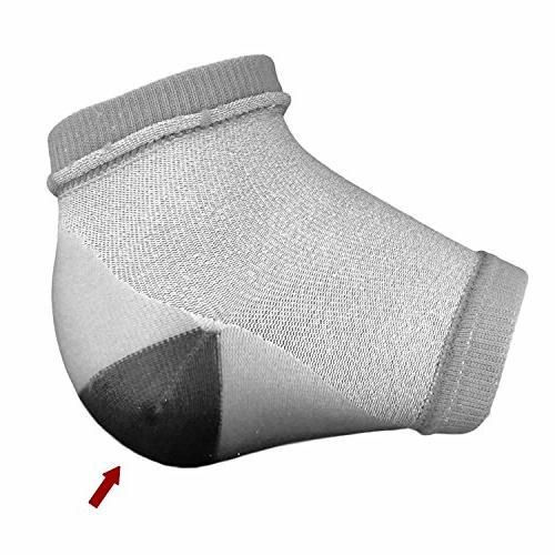 Dry Cracked Repair Bundle Open Toe Moisturizing Gel Socks Feet Cream Jar Home Care