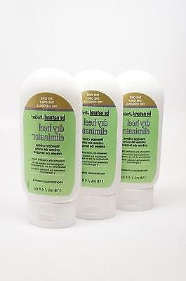 Prolinc Be Natural Dry Heel Eliminator 3 pack