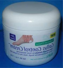 exfoliating callus cream urea formula